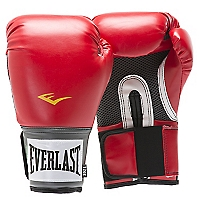 Guante Box Pro Style Training Red