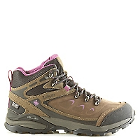 Zapatilla Outdoor Mujer Nootka Leather Mid