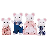 White Mouse Family Epoch4121