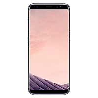 S8 Clear Cover Violet