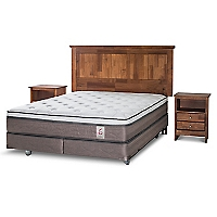 Box Spring New Style 6 King BD + Muebles Giorgio