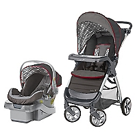 Coche Travel System Amble Lux Gentle
