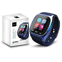 Smartwatch Bluetooth 7623 Azul