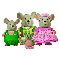 Familia de Ratones