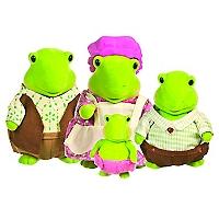 Familia de Tortugas