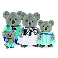 Familia de Koala