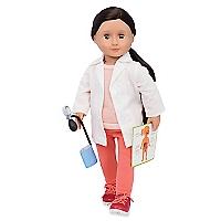 Muñeca de lujo Nicola la Doctora
