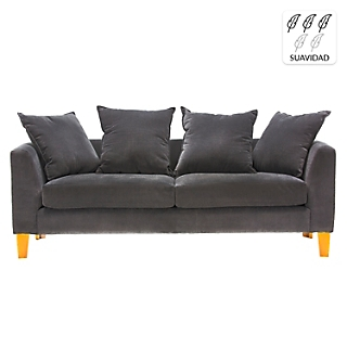 Sof s for Sofa 3 cuerpos salerno