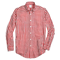 Camisa Manga Larga Cuadros