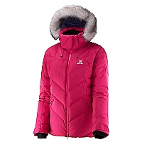 Parka Icetown Mujer Rosa