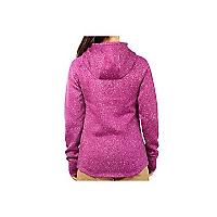 Polerón Fz Knitted Jacket T Charcoal