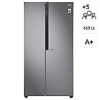 Refrigerador Side By Side 613 lt GS63MPGK