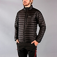 Microlight Jacket Black/Shark