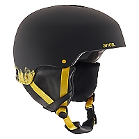Casco Negro Striker