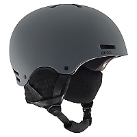 Casco Gris Raider