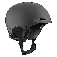 Casco Negro Raider