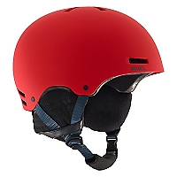 Casco Rojo Raider