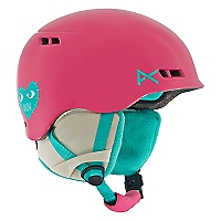 Casco Rosado Burner