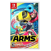 Juego Sw Switch Arms Switch