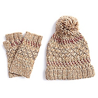 Gorro y Guantes Soft Winter