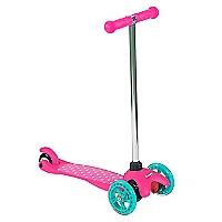 Scooter Niña 3 Ruedas Rosado