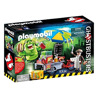SLIMER CON STAND DE HOT DOG PM9222