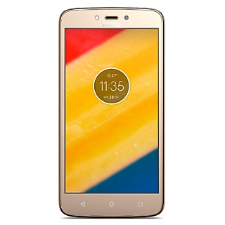 MOVISTAR MOTO C PLUS (TRI) DORADO