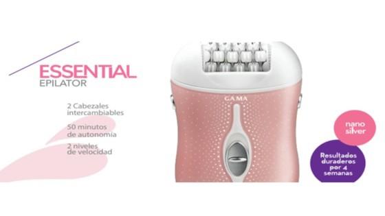 depilacion, depiladora, gama, essential