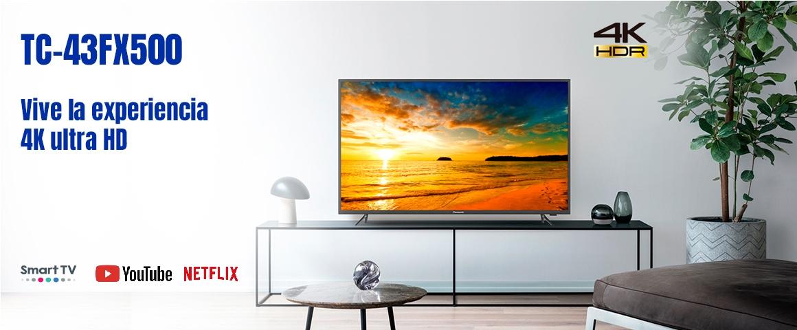 Foto de TV con paisaje de atardecer en la playa, con amplia variedad de colores