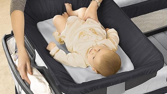 Lullaby Baby  con cambiador