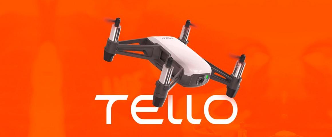 Drone Tello Powered By DJI
