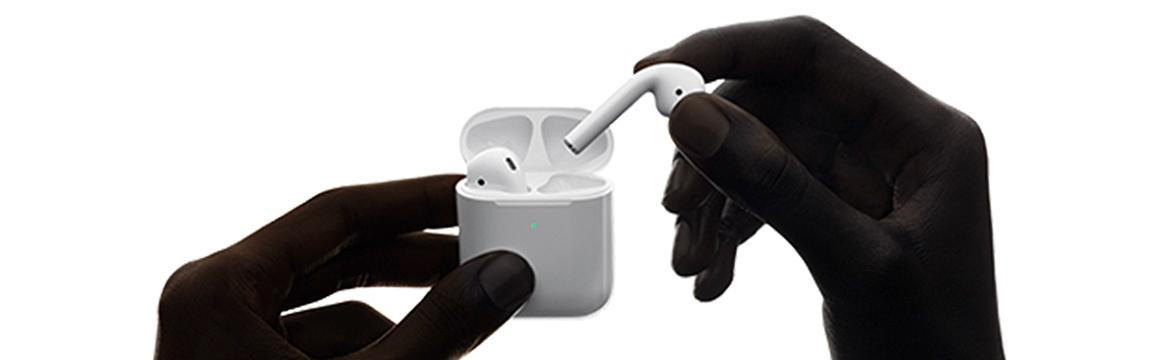 Guardar audífonos