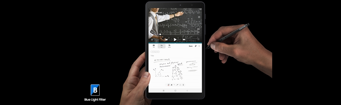 Samsung Galaxy Tab A with S Pen (LTE)