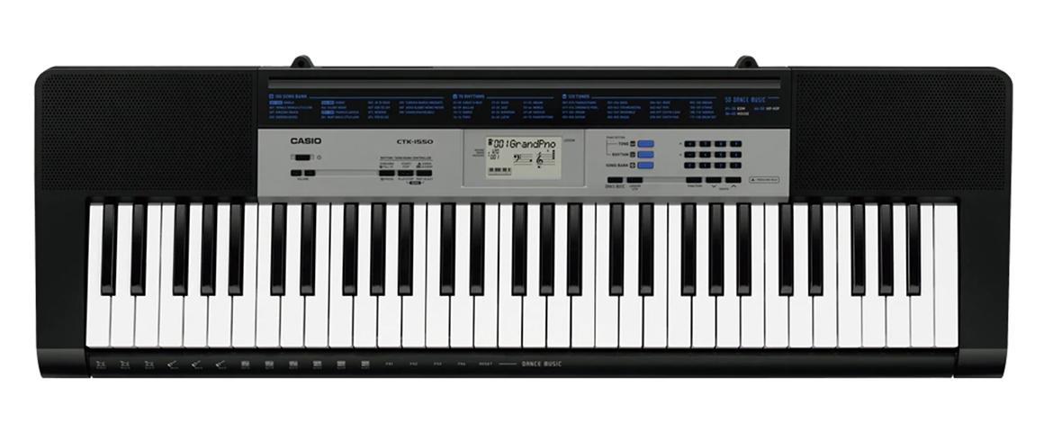 Teclado CTK-1550 Casio