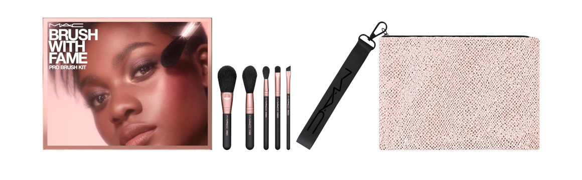 Set de Brochas Brush With Fame Pro