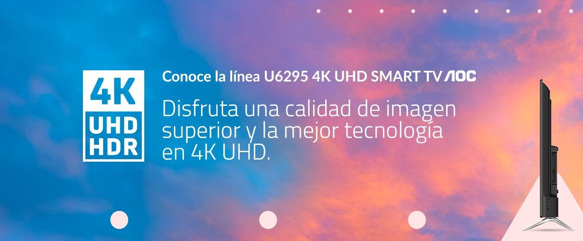 U5295 4K UHD SMART TV AOC