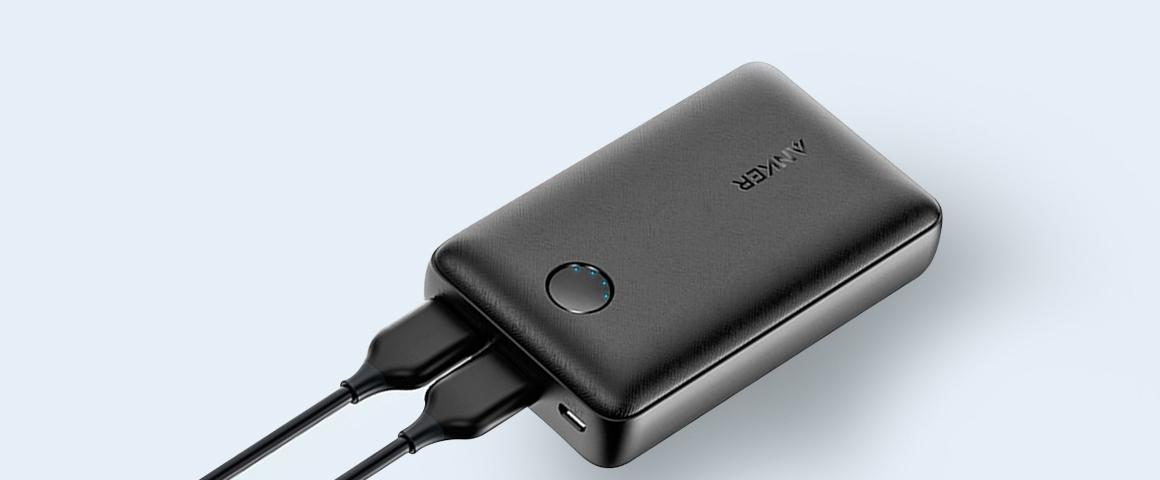Batería Externa Powerbank Powercore 10000 select - Características