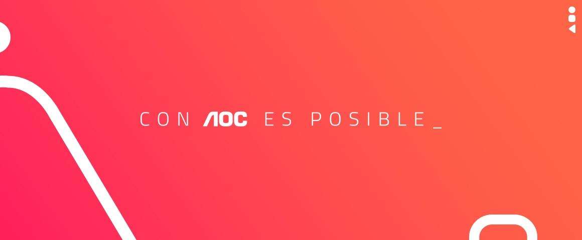 Con AOC es Posible