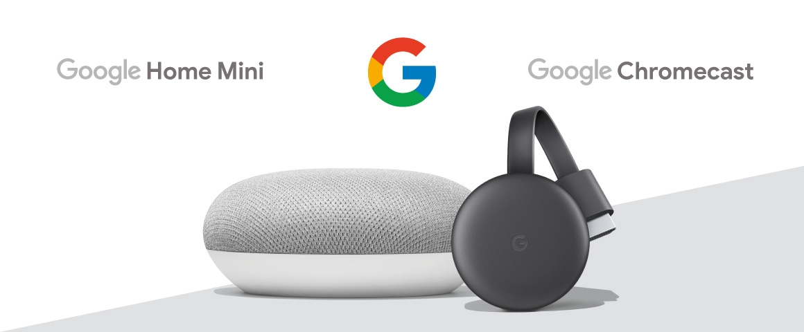 Chromecast Home Mini