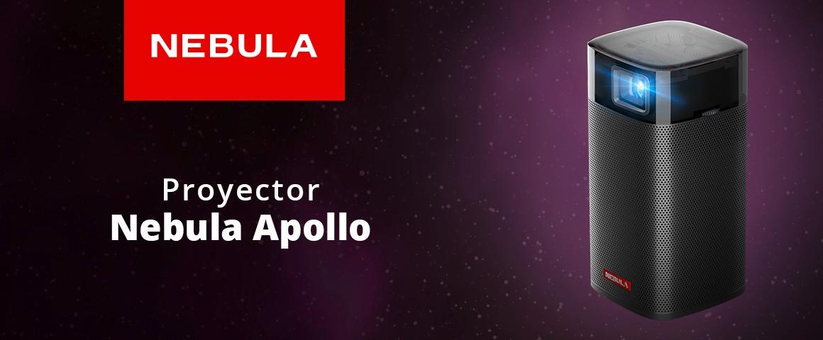 Proyector Nebula Apollo