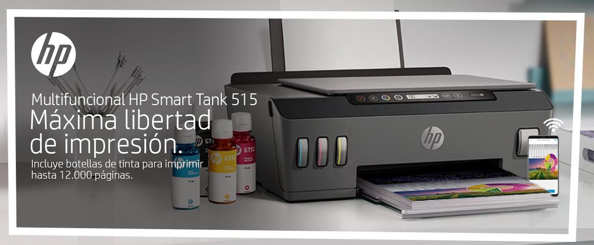Libertad de impresión. Botellas de tinta incluidas alcanza para imprimir hasta 12.000 páginas.