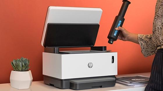 Tanque de tinta HP