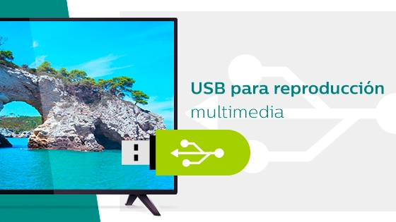 Multimedia USB HDMI