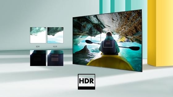 Hisense TV H6 UHD