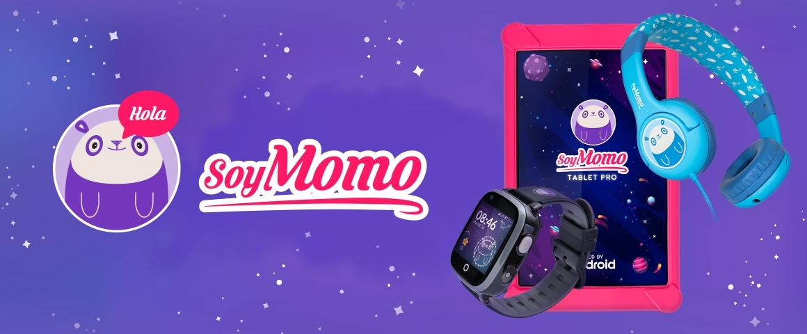 SoyMomo Tablet Con Control Parental