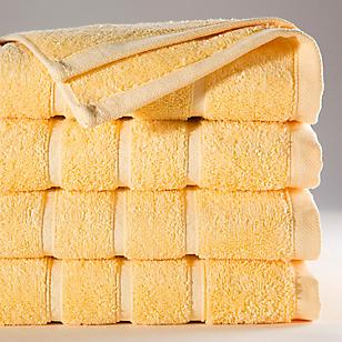 Toalla Mano Amarillo 680 gr