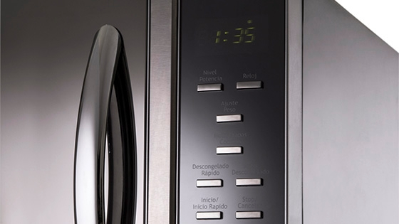 microondas electrico