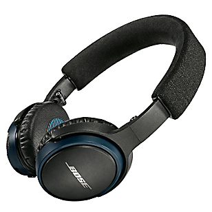 Audífonos On-Ear SOUNDLINK OE HDPHN WW Negro(bordes azules)