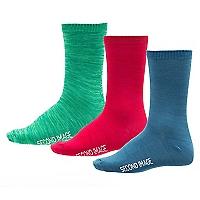 Pack de 3 Calcetines Sock Liso P3