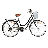 Bicicleta Aro 26 Venezia Negra